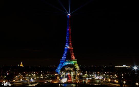 Tour Eiffel JO 2024