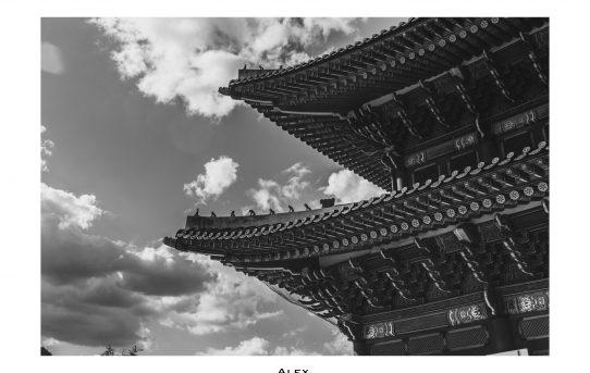 Séoul Black & White